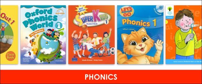 Phonics | ELTBOOKS.com